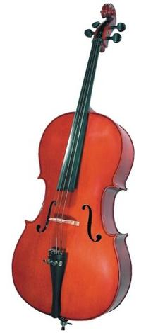 Cremona SC-100 Premier Novice Cello Outfit - 1/8 Size