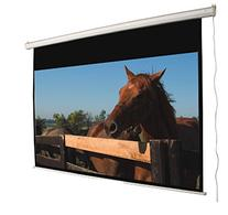 """135"""" Electric Projector Screen -  16:9 Projection Screen -"""