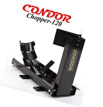 CONDOR-SC2000/120 Chopper Chock-Motorcycle Wheel Chocks.