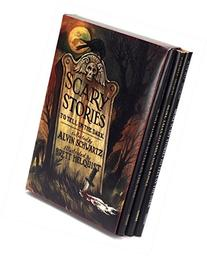 Scary Stories Box Set: Scary Stories, More Scary Stories,