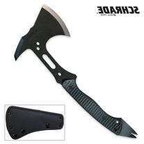 Schrade SCAXE5 Tactical Hatchet Full Tang