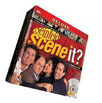Seinfeld Scene It? Deluxe Edition DVD Game