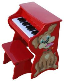Music Treasures Co. Schoenhut Piano Pals 25 Key Upright Toy