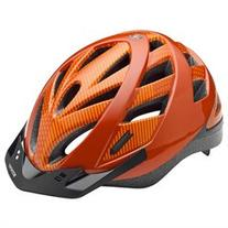 Schwinn Adult Ridge Helmet Orange