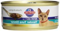 Hill's Science Diet Senior Wet Cat Food, Adult 7+ Tender