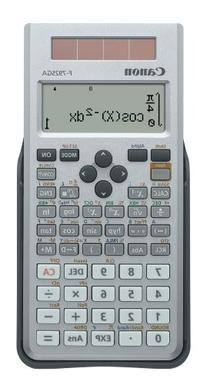 Scientific Calculator CANON F-792SGA