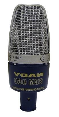 Nady SCM-960 Large Diaphragm Microphone with Pattern