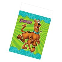 Amscan Scooby-Doo Plastic Table Cover