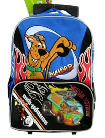 Scooby Doo ~ Racing in the Mystery Machine ~ Large Full Size