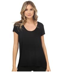 HEATHER - Scoop Neck Tee  Women's Short Sleeve Pullover
