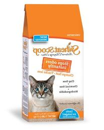 sWheat Scoop Fast-Clumping All-Natural Cat Litter, 7lb Bag