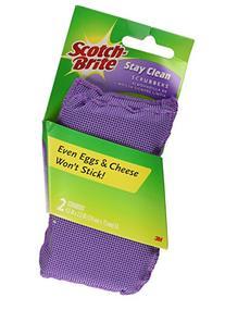 Scotch-Brite Clean & Rinse Scrubber - 2 ct