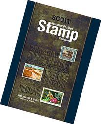 Scott 2015 Standard Postage Stamp Catalogue Volume 6: