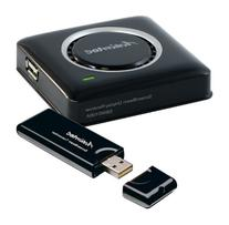 Actiontec SBWD100KIT01 ScreenBeam Kit Wireless Display Receiver & Transmitter for Non-WiDi Laptops/Miracast Devices