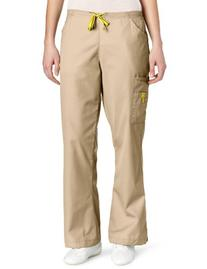 WonderWink Women's Scrubs Romeo 6 Pocket Flare Leg Pant,