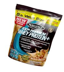 SCS MuscleTech Premium Whey Protein - Chocolate - 5 lbs