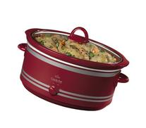 Crock-Pot SCV702 7-Quart Manual Slow Cooker with Travel Bag