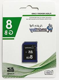Smart Buy SDHC Class 4 Flash Memory Card SD HC Secure