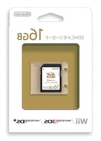 New  16GB SDHC MEMORY CARD