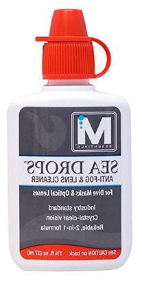 M Essentials Sea Drop Anti-Fog & Lens Cleaner for Dive Masks