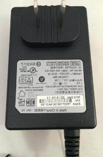 Seagate WA-18G12U AC power adapter -12V 1.5A ~120-240v US