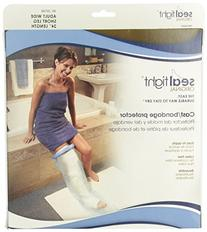 Brown Medical Sealtight Cast Protector Adult Leg Wd-24