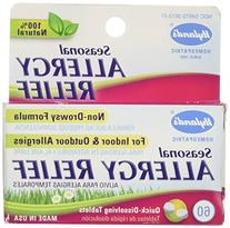 Hyland's Homeopathic Seasonal Allergy Relief 60 Tablets