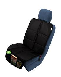 Car Seat Protector for Under Car Seat - Covers Entire Seat