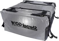Seattle Sports Sherpak Go! 15 Bag, Black/Silver