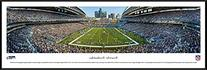 Seattle Seahawks -End Zone at Centurylink Field - Panoramic