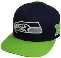 New Era Seattle Seahawks Baycik 9FIFTY Snapback Cap