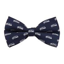 Eagles Wings EAG-9948 Seattle Seahawks Repeat NFL Bow Tie
