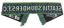 Seattle Sounders FC MLS Scarf - Celtic Knot Scarf
