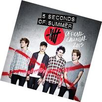 5 Seconds of Summer 2015 Square 12x12