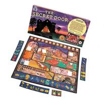 Family Pastimes Secret Door - Mystery - 1 to 8 Players