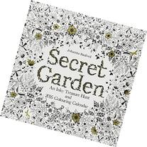 Secret Garden - an Inky Treasure Hunt and Coloring 2016