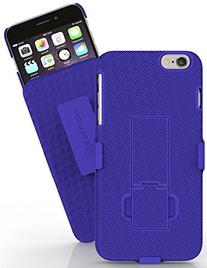 iPhone 6 Holster: Stalion® Secure Shell Case & Belt Clip