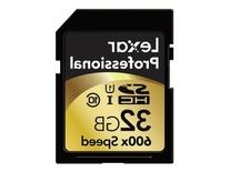 Professional 32 GB Secure Digital High Capacity  - 1 Card/2