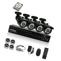 KAREye 1080N Security Camera System 4 Channel Surveillance