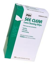 PDI 19831 See Clear Eye Glass Cleaning Wipes
