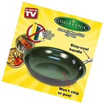 As Seen on TV Non-Stick New Orgreenic 10 Frying Pan