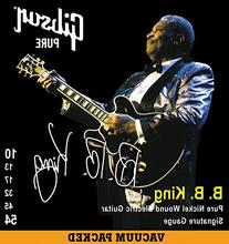 Gibson Gear SEG-BBS Nickel Plated Electric Guitar Strings,