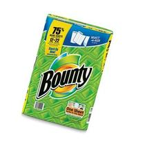 Bounty Select-a-Size 12 Super Rolls=22 Regular Select-a-Size