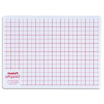 * Self-Healing Cutting Mat, 8 1/2 x 12, White Translucent W/