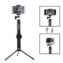Selfie Stick, Foneso Extendable Monopod with Bluetooth