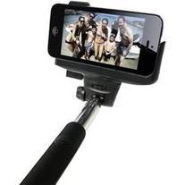 Selfie stick ION Audio Shutterpal Black, Chrome