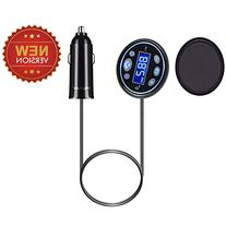 Senbowe SW-BFT-01 Wireless In-Car FM Transmitter with