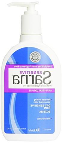Sarna Sensitive Anti-Itch Lotion for Eczema and Sensitive