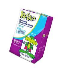 Kandoo Kids Flushable Wipes Refill, Potty Training Cleansing