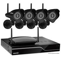 Defender Sentinel Wireless 21291 4CH Security DVR with 1TB